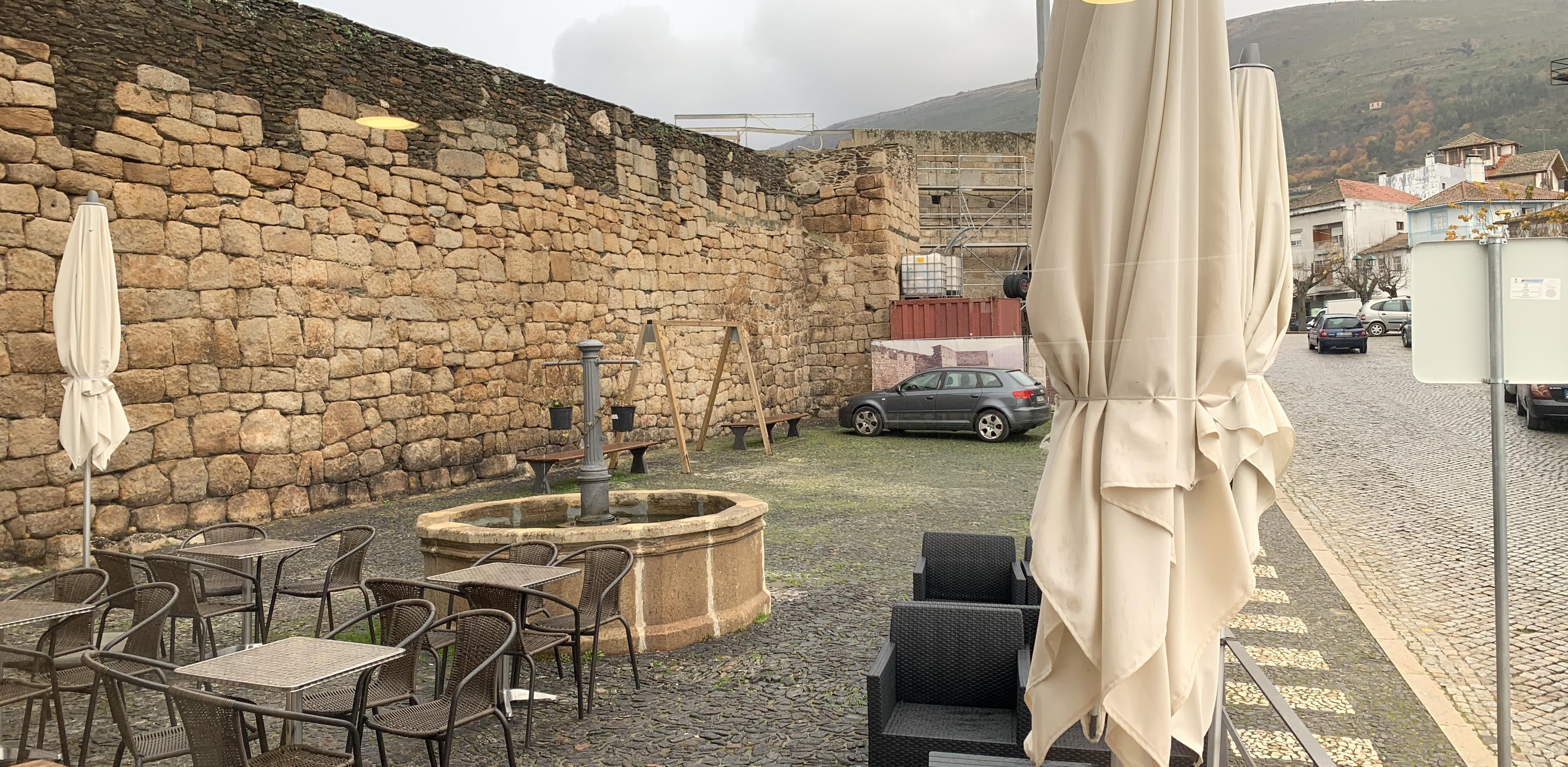 Muralha Terraza