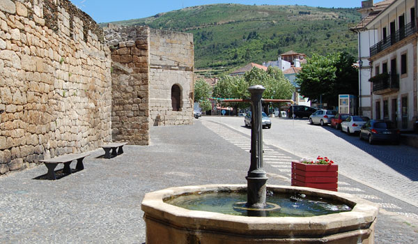 Castelo de Torre de Moncorvo