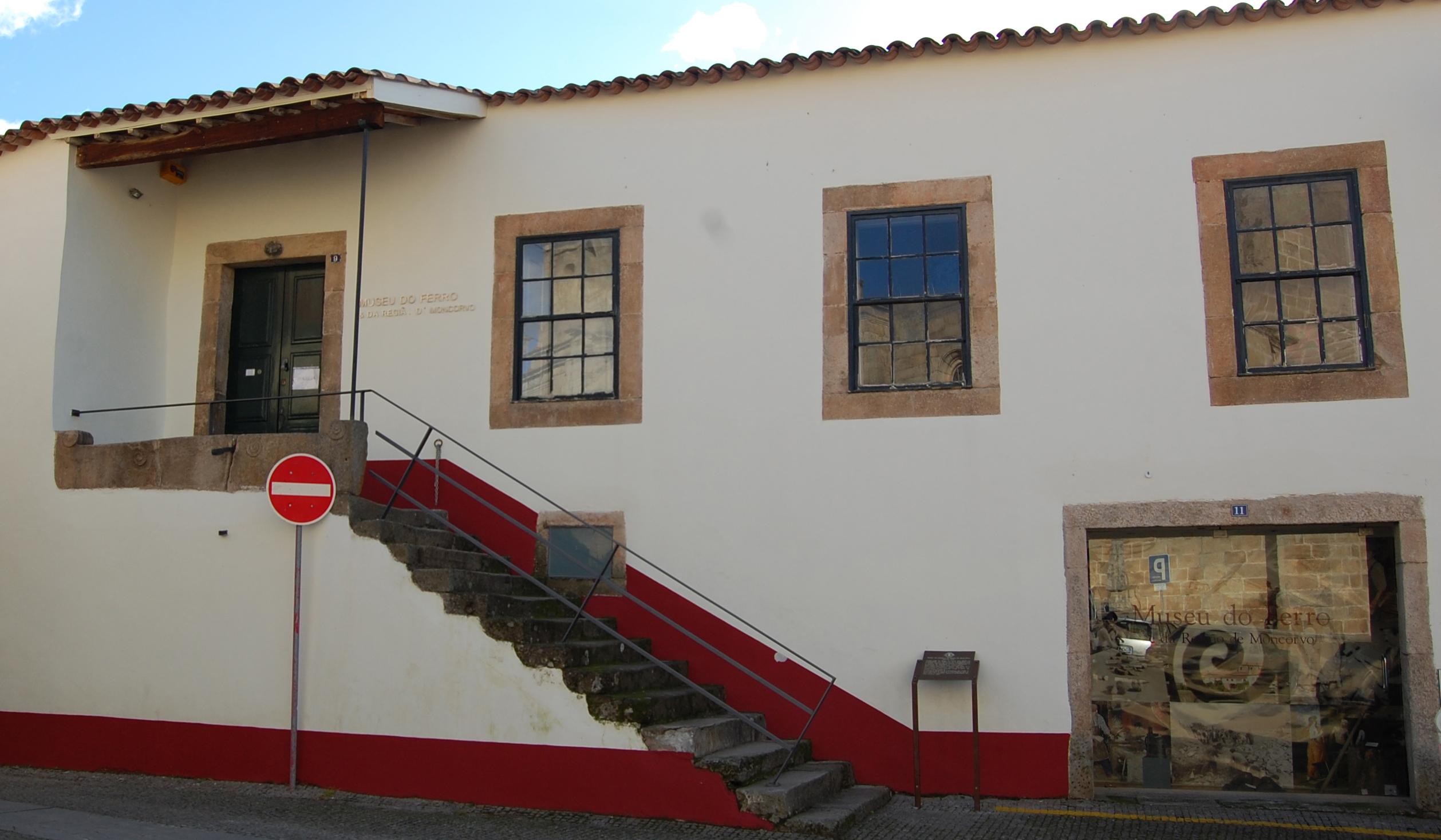 Museu do Ferro e da Região de Moncorvo