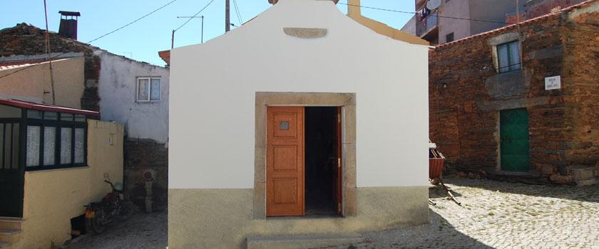Capela de Santa Cruz - Maçores