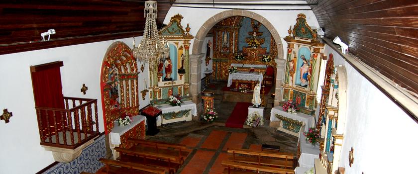 Igreja de Nossa Senhora da Oliveira, Matriz de Cardanha
